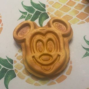 Authentic Disney waffle magnet!